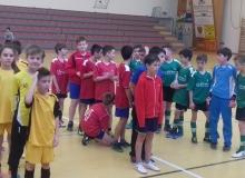 II.korcsoport diákolimpia megyei döntő nyertes csapata