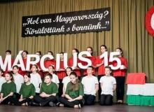 """Március 15. """"Hol van Magyarország?"""""""